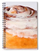 Cinnamon Bun  Spiral Notebook