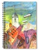 Cinque Terre 03 Spiral Notebook