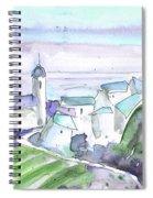 Cinque Terre 04 Spiral Notebook