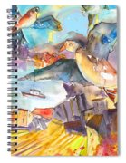 Cinque Terre 05 Spiral Notebook