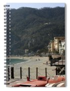 Cinque Terre 7 Spiral Notebook