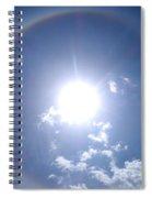 Circle Bow Spiral Notebook