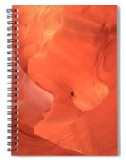 Circle In The Sandstone Spiral Notebook