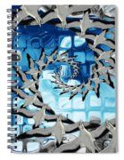 Circle Of Flight Spiral Notebook