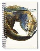 Circle Of Life Spiral Notebook