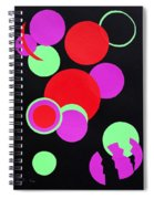Circle Study One Spiral Notebook