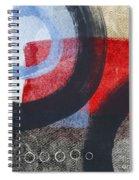 Circles 1 Spiral Notebook