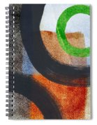 Circles 2 Spiral Notebook