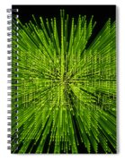 Circuit Zoom Spiral Notebook