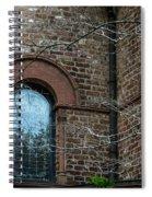 Circular Church Window Spiral Notebook