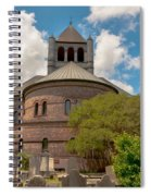 Circular Congregational Church  Spiral Notebook
