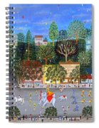 Circus Parade Two Spiral Notebook