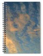 Cirrocumulus Morning Spiral Notebook