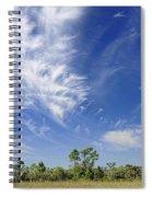 Cirrus Clouds  Spiral Notebook