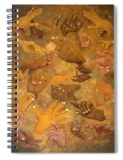 Citizens Of Earth Spiral Notebook