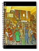 Citizens Of San Francisco Spiral Notebook