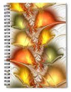 Citrus Colors Spiral Notebook