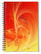 Citrus Infusion Spiral Notebook