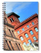 City Architecture Kcmo Spiral Notebook