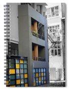 City Art Spiral Notebook