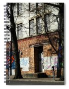 City Art Spiral Notebook
