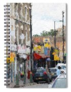 City Colors Spiral Notebook