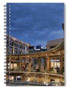 City Creek Spiral Notebook