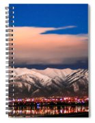 City Electric Spiral Notebook