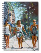 City Girls Spiral Notebook