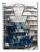 City Hall London Spiral Notebook
