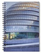 City Hall London Spiral Notebook