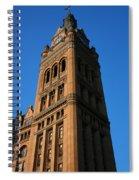 City Hall - Milwaukee Spiral Notebook
