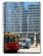 City Life Spiral Notebook