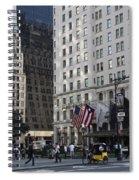 City Life - New York City Spiral Notebook
