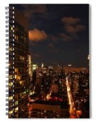 City Living Spiral Notebook