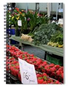 City Market - Manhattan Spiral Notebook