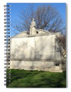 City Memorial Gainesville Texas Spiral Notebook