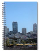 City Of Dreams Spiral Notebook