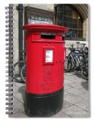City Of Oxford Spiral Notebook