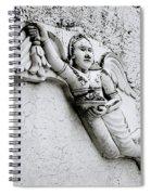 Surreal Angel Spiral Notebook