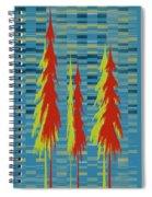 City Park Spiral Notebook