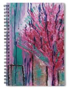 City Pear Tree Spiral Notebook