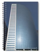 City Scenes Spiral Notebook