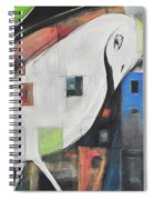City Strut Spiral Notebook