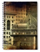 City View Spiral Notebook