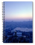 Romance Of Istanbul Spiral Notebook