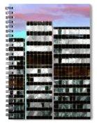 Citysky Spiral Notebook