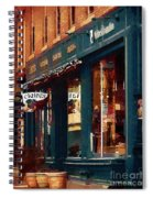 Claire's On College Street Spiral Notebook