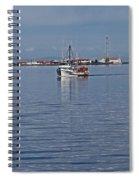 Clallam Bay Spiral Notebook