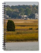 Clam Country Spiral Notebook